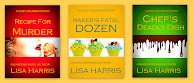 COZY CRUMB MYSTERY SERIES