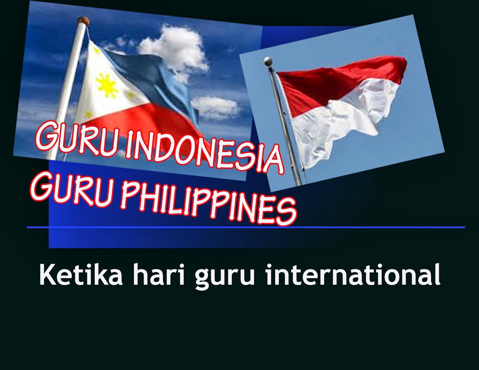kafe Guru GURU INDONESIA MENYIKAPI HARI GURU INTERNATIONAL