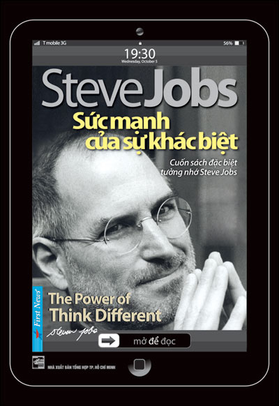 Steve Jobs Sc mnh ca s khc bit