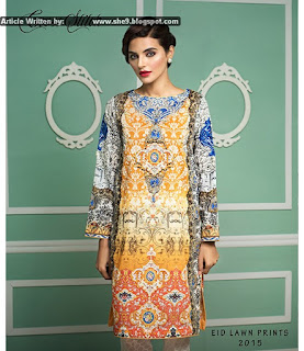 Cross Stitch Gorgeous Lawn Prints for Eid