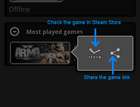 how to change your profile picture on steam android