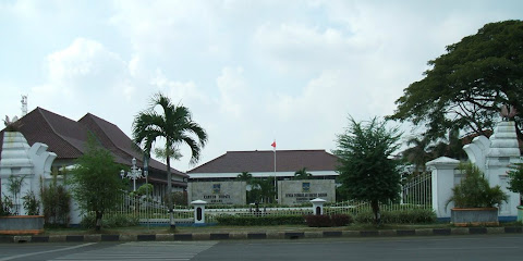 Kantor Bupati Serang Sekaligus Zero Point On KotaSerang.com