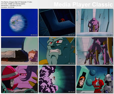Download Film / Anime Dragon Ball GT Episode 17 Bahasa Indonesia