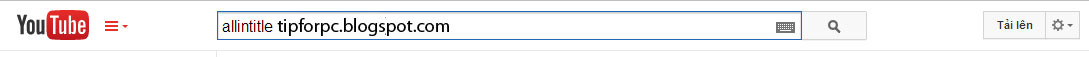 Những thủ thuật Youtube mà bạn nên biết 2