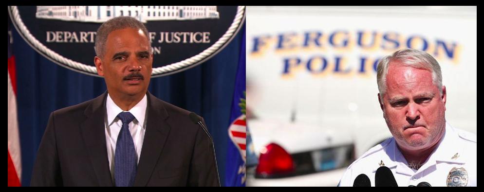 current events police brutality Eric Holder