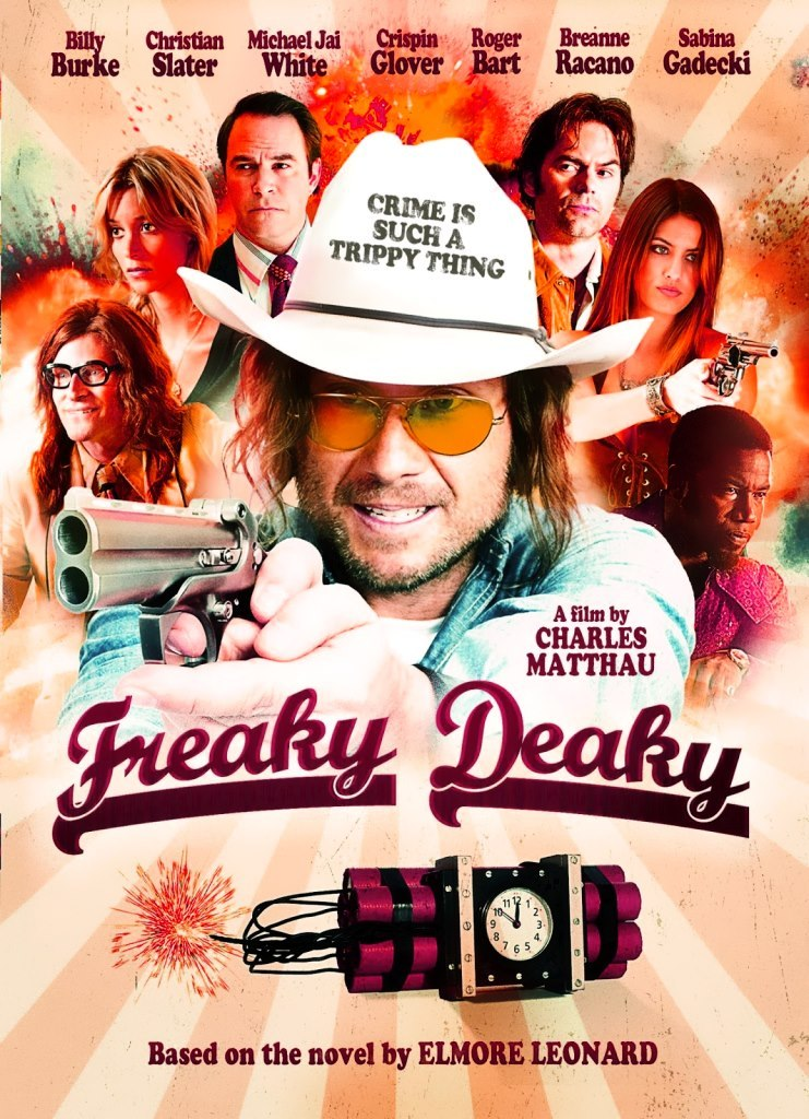 Freaky Deaky (Legendado) DVDRip RMVB