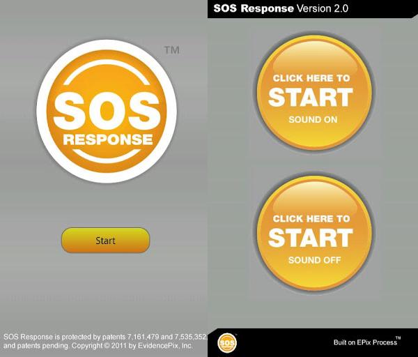 SOS Response Executive Service for BlackBerry Smartphone