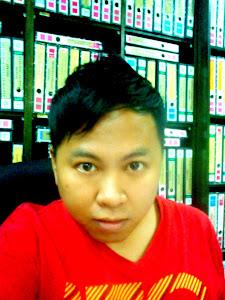 Rambut tukar lagi! 4-12-2012