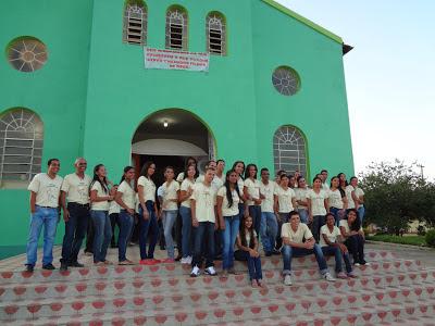 JM e COMISE realizam mais uma Semana Missionária na Diocese de Guanhães/MG