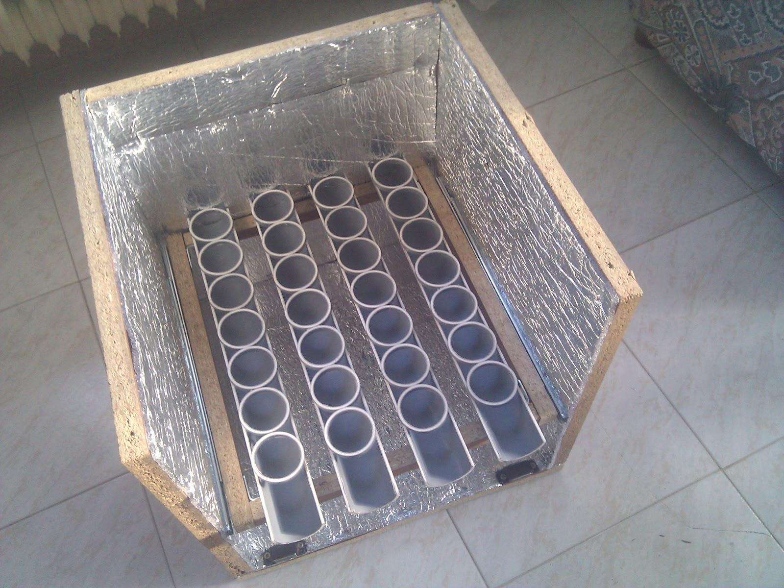Crea tu incubadora d a 3 bandeja para huevos for Bandejas para huevos