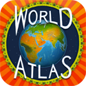 Barefoot World Atlas App iTunes App Icon Logo By Touch Press - FreeApps.ws