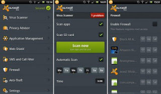 Free Download Avast Mobile Security