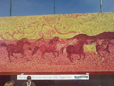 Kivik Svezia fiera mela