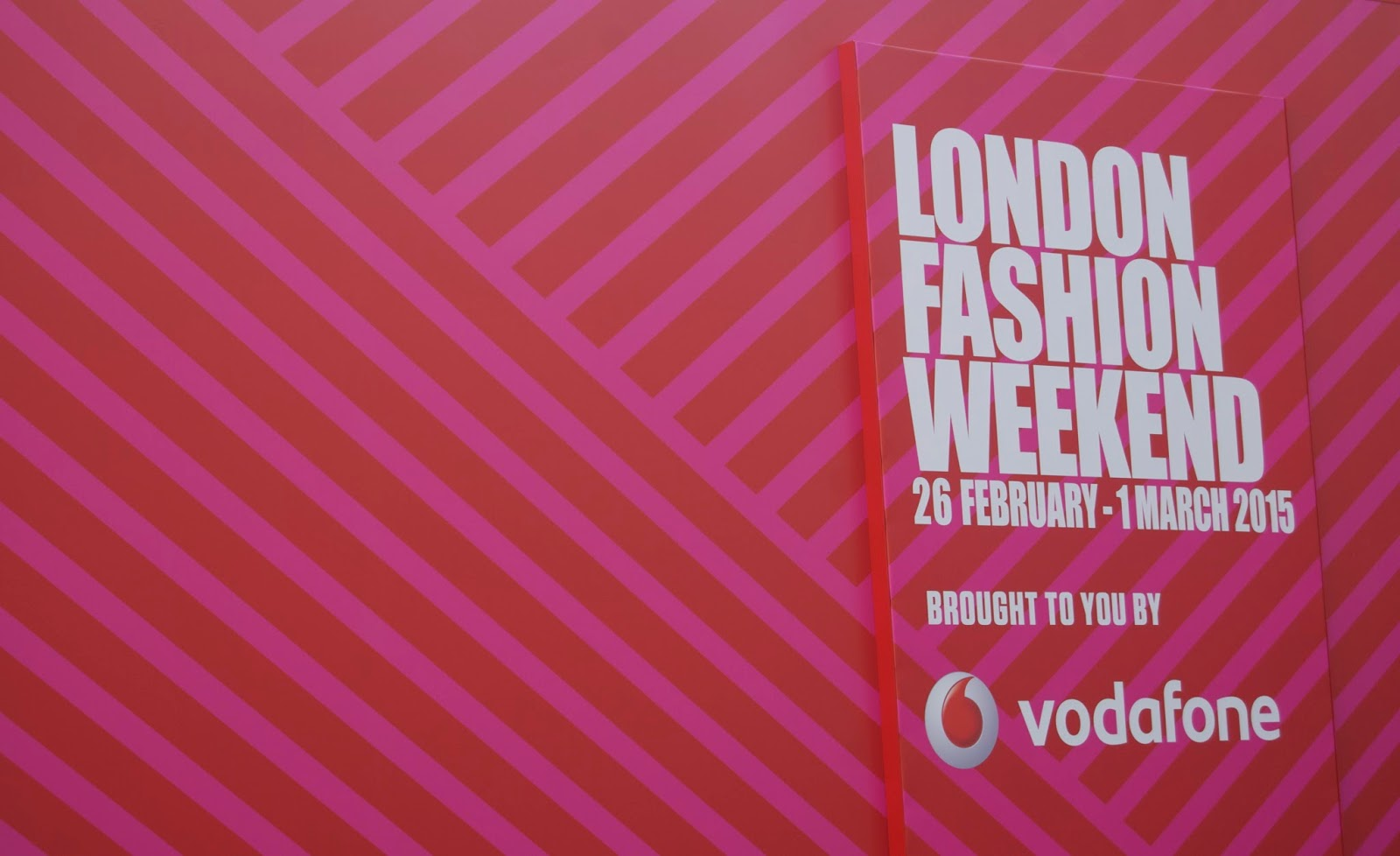 London Fashion Weekend with New Look