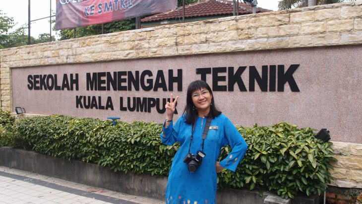Xing Fu Visit To Kuala Lumpur Technical School