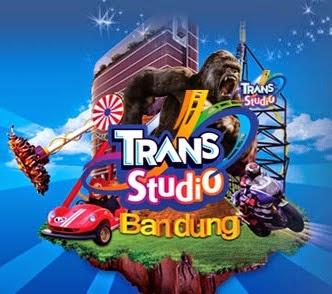 Sejarah Trans Studio Bandung dan Kawasan Wisata Terpadu di Dalamnya