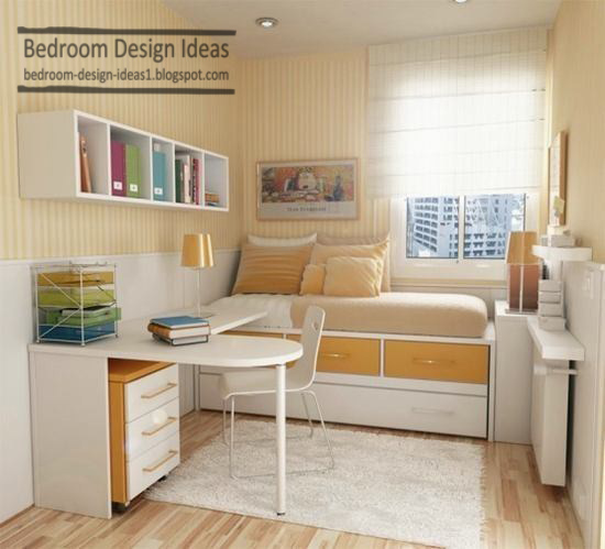 Bedroom design ideas cheap bedroom furniture for Small room furnishing ideas