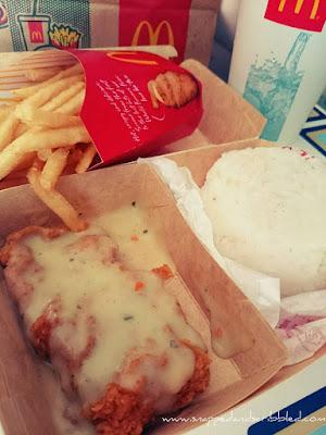Chicken Fillet Ala King: #AlDubKoTo