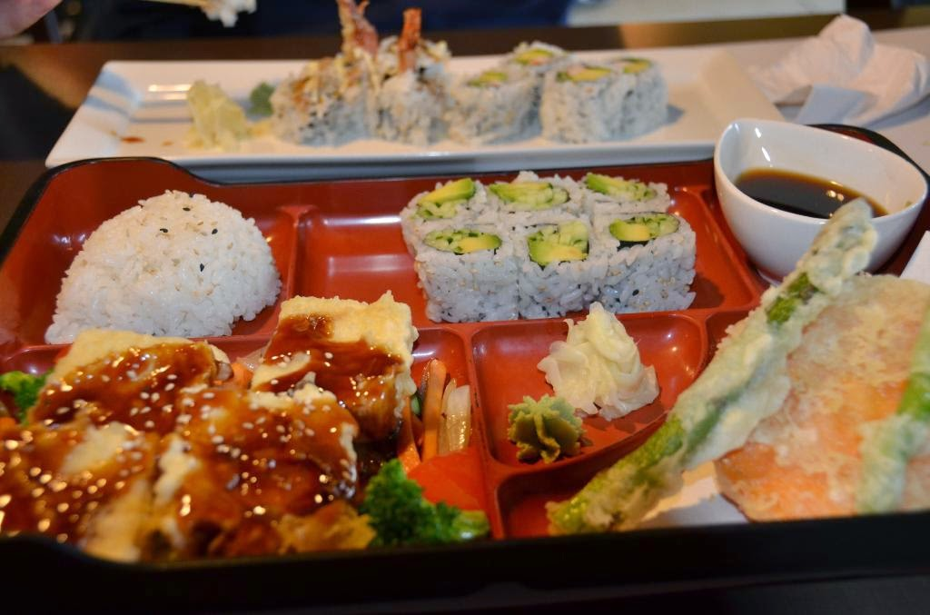 best sushi kingston