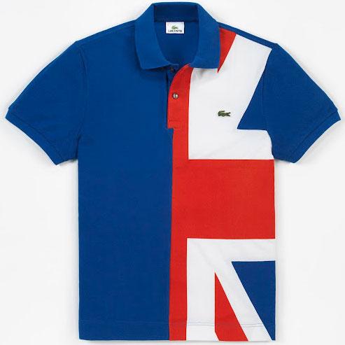 polo bandera de Inglaterra