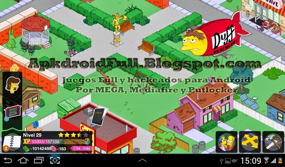 Apkdroid- Aplicaciones y Juegos Android por MEGA y Mediafire
