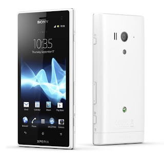 Spesifikasi Sony Xperia acro S
