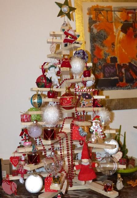 Notre sapin de Noël 2015