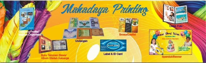 Mahadaya Printing