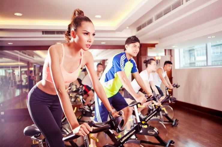 Tập gym giảm cân giảm mỡ bụng