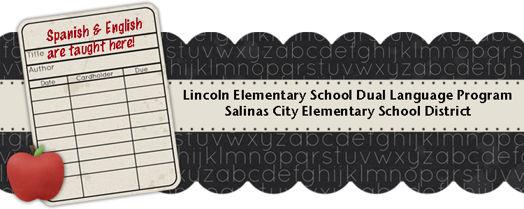 Lincoln Elementary Dual Language Program