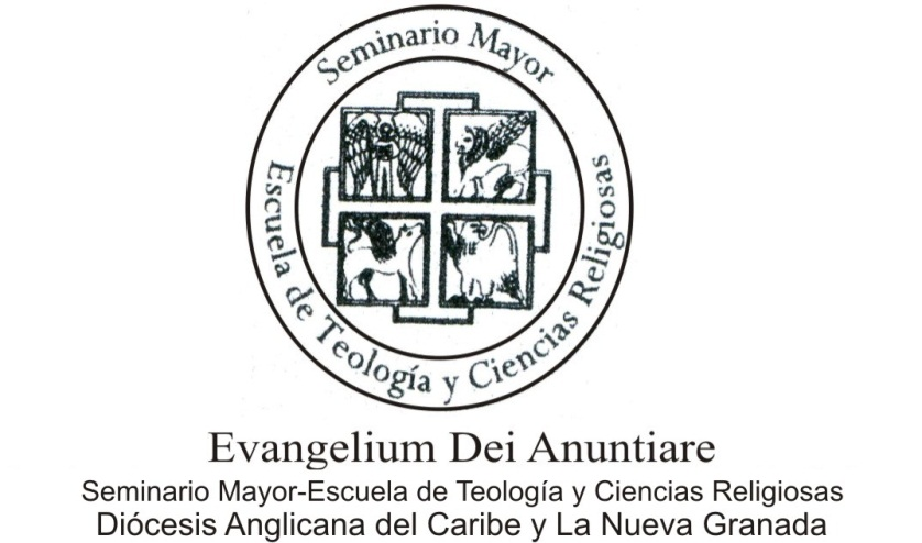 Seminario mayor anglicano di cesis del caribe y la nueva for Sello del ministerio del interior