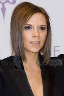 Victoria Beckham Haircut Hair Style Pictures