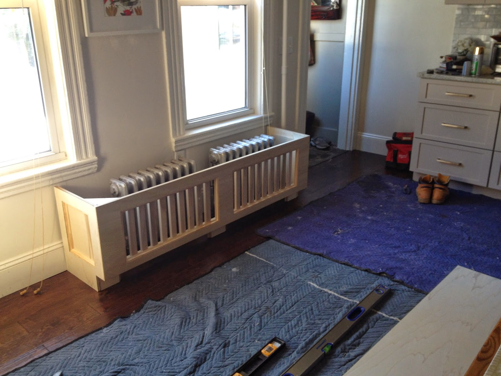 The Kitchen Bench Seat