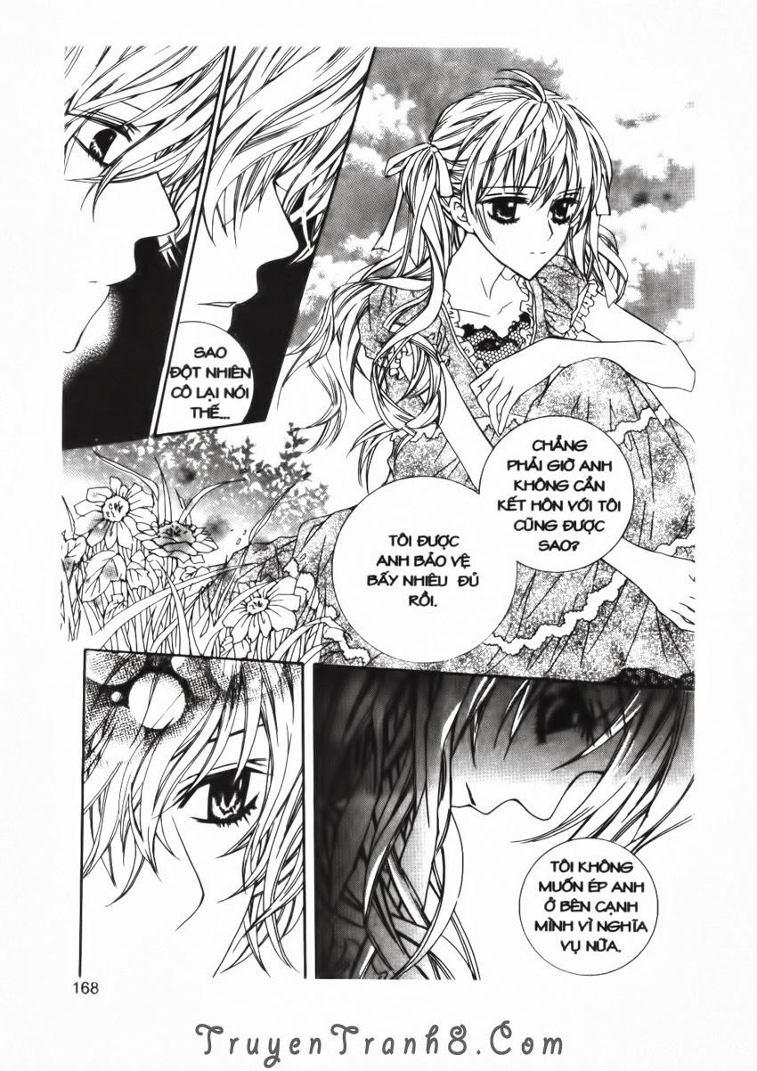 A Kiss For My Prince - Nụ Hôn Hoàng Tử Chapter 27 - Trang 32