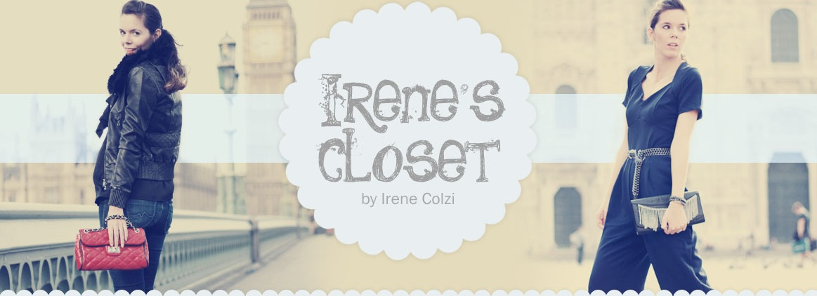 Irene&#39;s Closet - Fashion blogger outfit e streetstyle