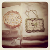 Crocheted Sachets