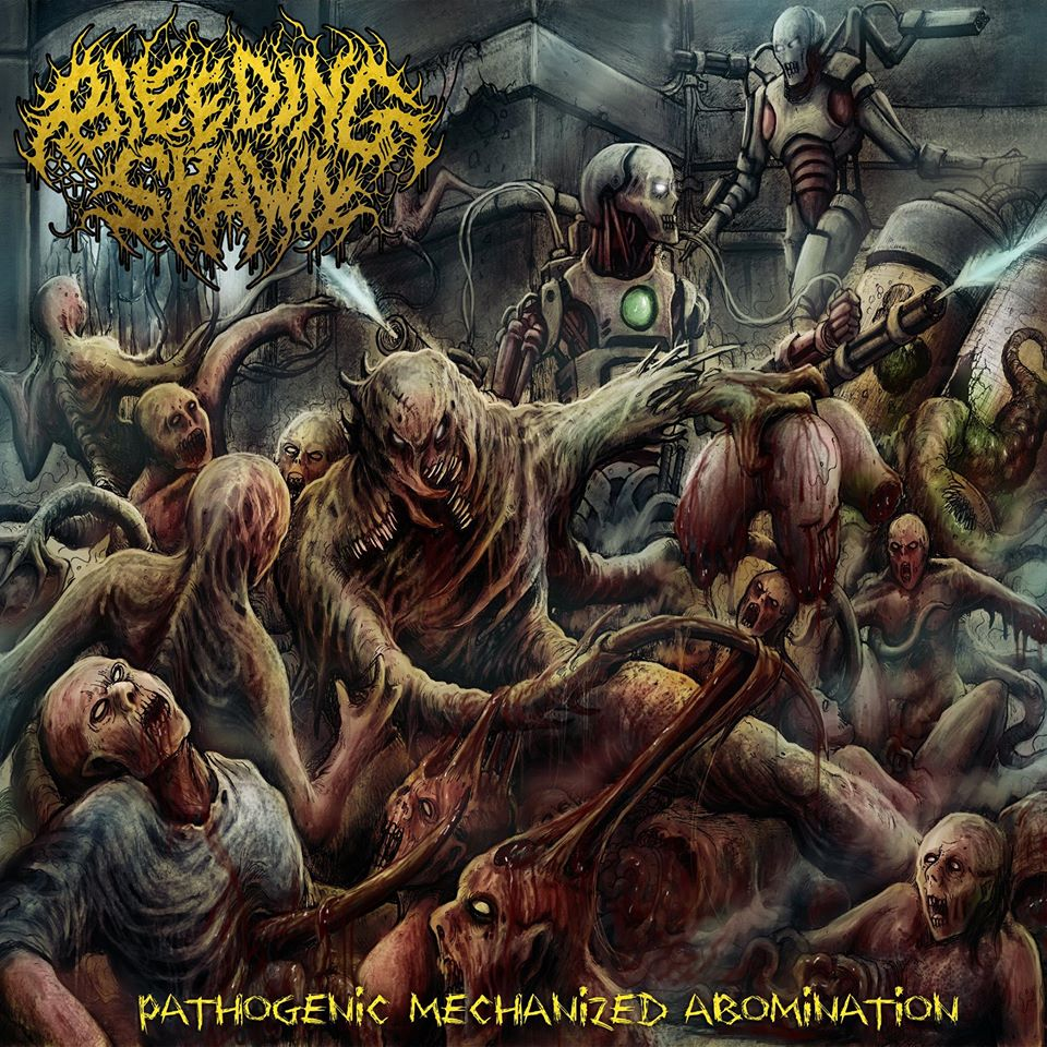 Spawn - Pathogenic Mechanized Abomination (2015)