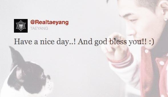 Τwitter update Taeyang-twitter