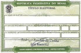 TIRAR TÍTULO DE LEITOR