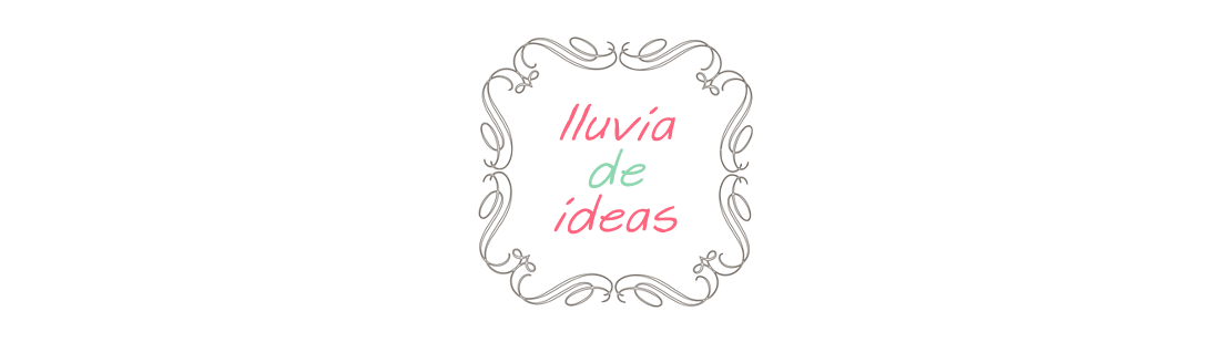 LLUVIA DE IDEAS