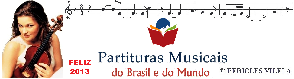 Partituras Musicais
