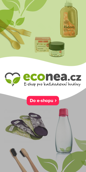 Econea / E-shop pro každodenní hrdiny