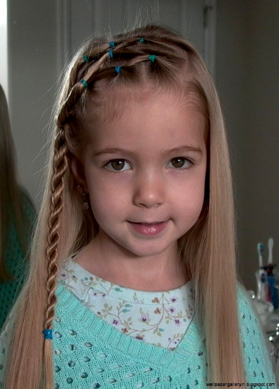 Cute Baby Girl Hairstyle