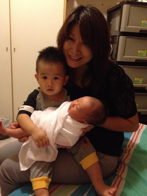 My New Chapter of Life ~ Motherhood 5