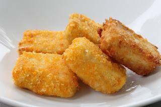 Resep Makanan Nugget Tahu Delicious
