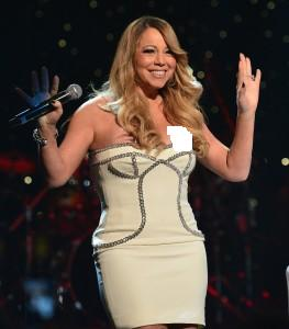Mariah Carey UNCENSORED Nip Slip Photo in So So Def Anniversary Party