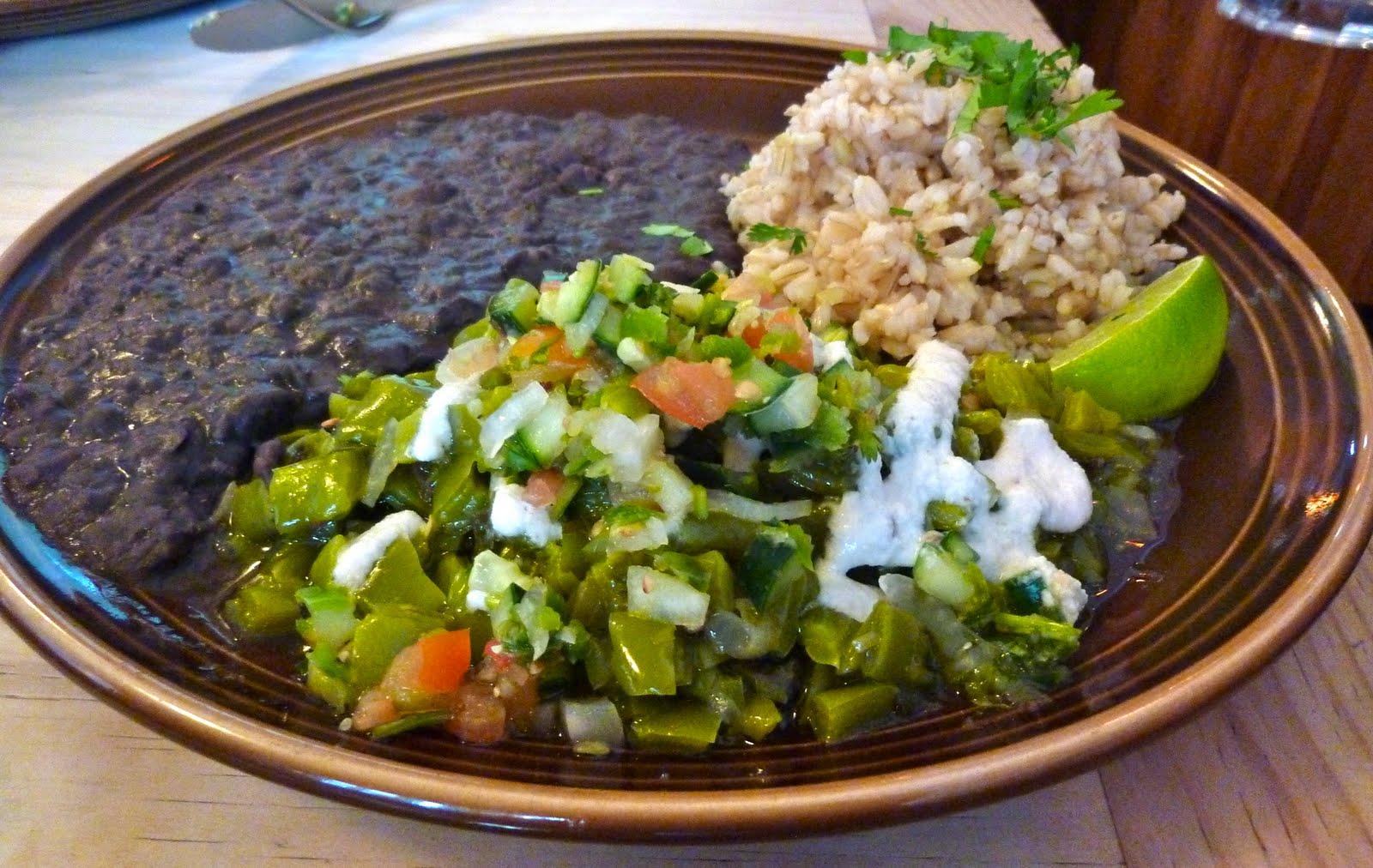 Gracias Madre Food Foods For Long Life A Review Of Gracias Madre A Vegan Restaurant