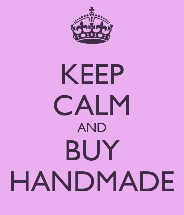 ft bijoux keep calm and buy handmade