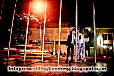 Foto Pre Wedding Bandung Gedung Asia Afrika