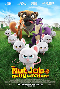 The Nut Job 2: Nutty by Nature Poster